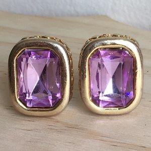 Gorgeous vintage earrings